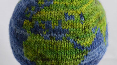 Knitted earth